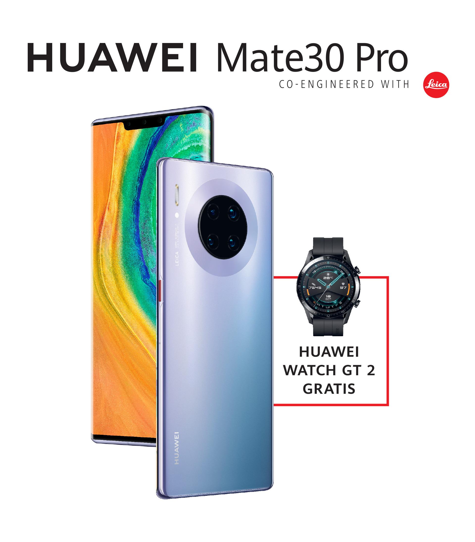 HUAWEI Mate30 Pro Promotion Bundle
