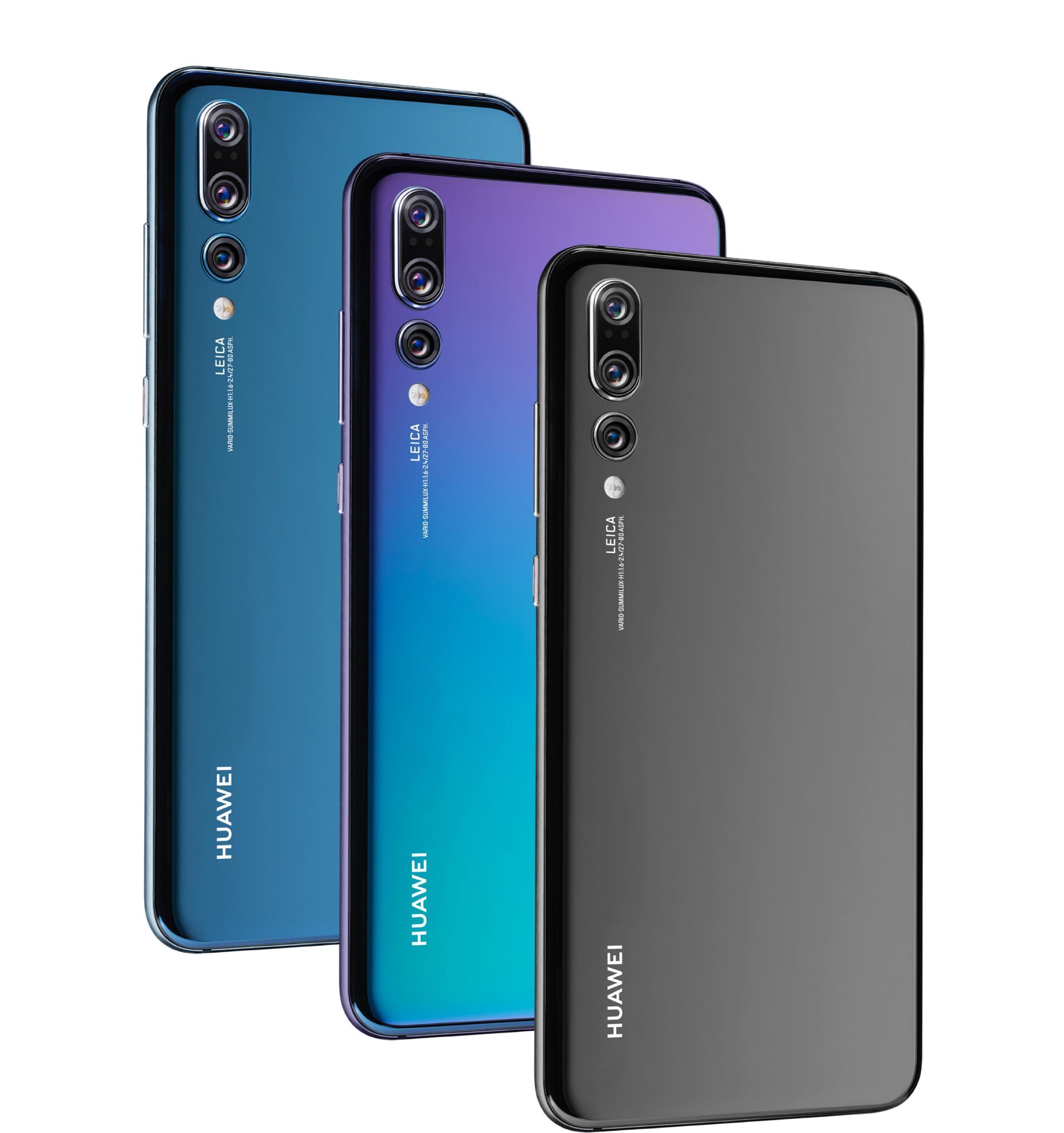 Huawei P20 Pro Speicherkarte