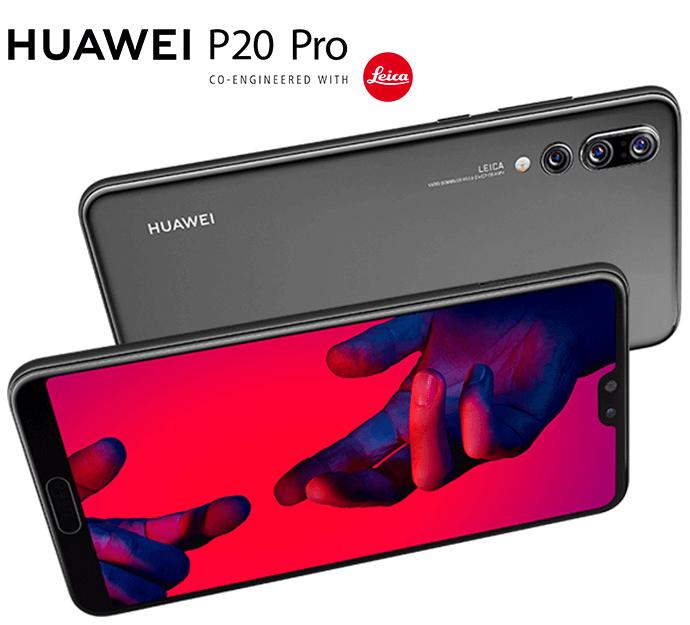 Huawei P20 Pro Bose