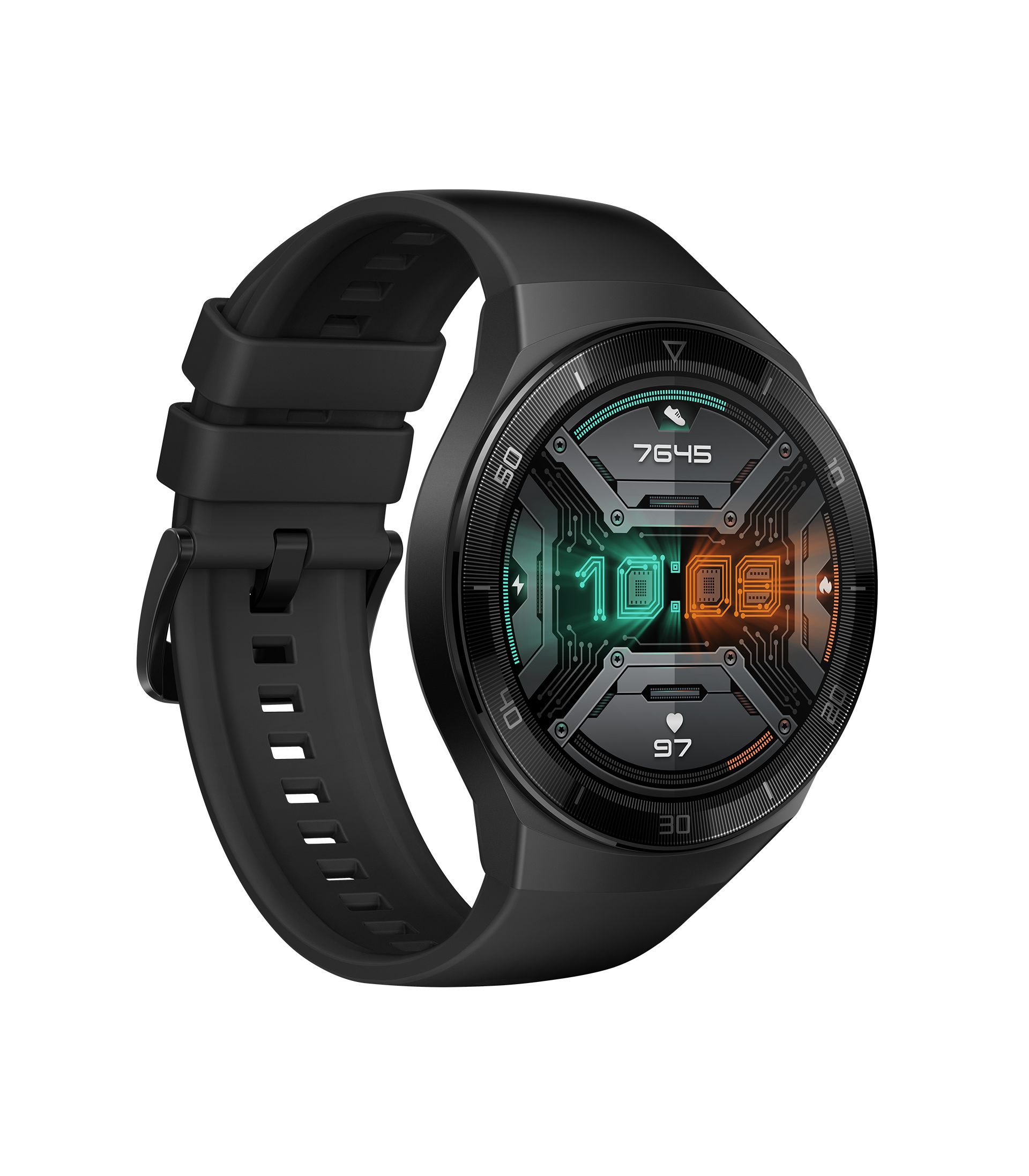 HUAWEI Watch GT 2e in Schwarz