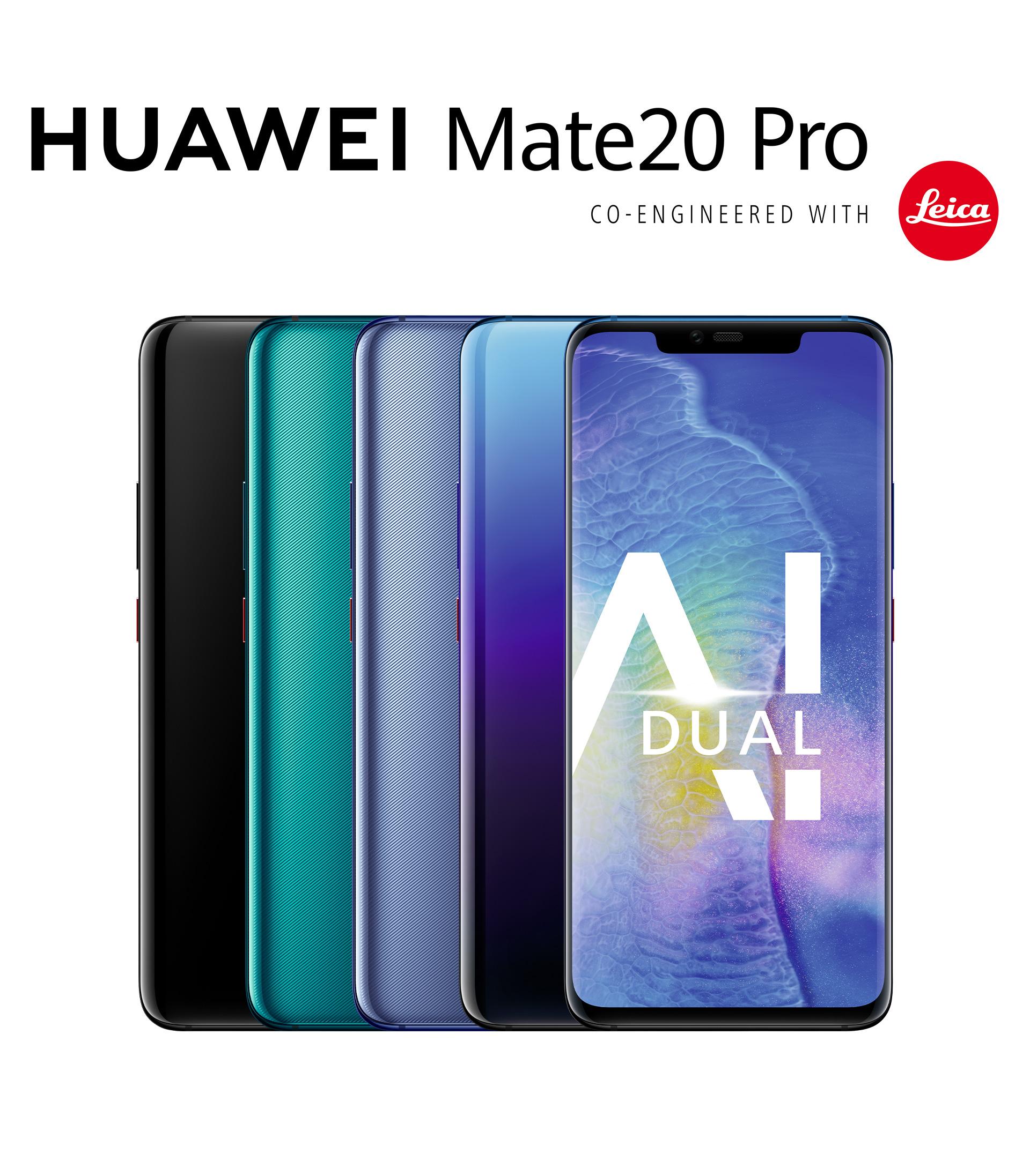 HUAWEI Mate20 Pro, Leica Triple Kamera