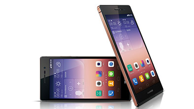 Huawei debuts Ascend P7 Sapphire Edition in China