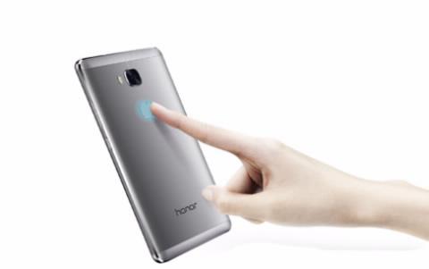 Honor 5X - 13MP 4G Fingerprint - Gold