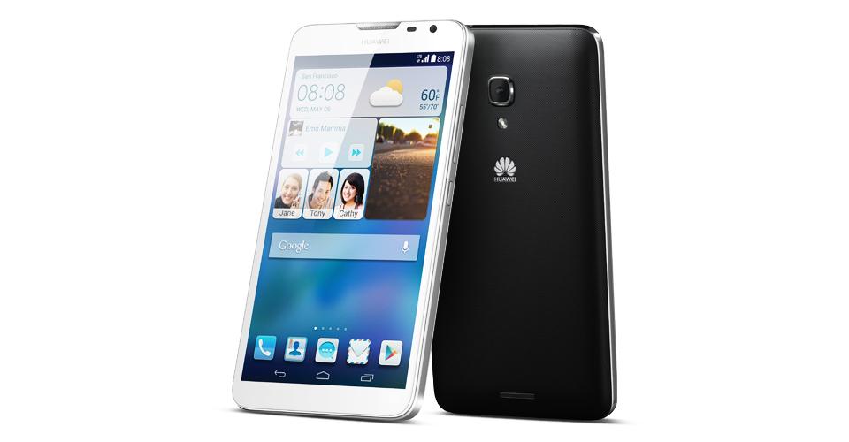 Huawei Ascend Mate 2 представлен официально