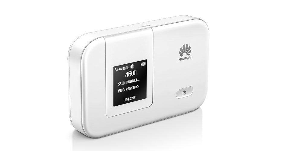 thiết bị phát wifi 4g huawei e5372