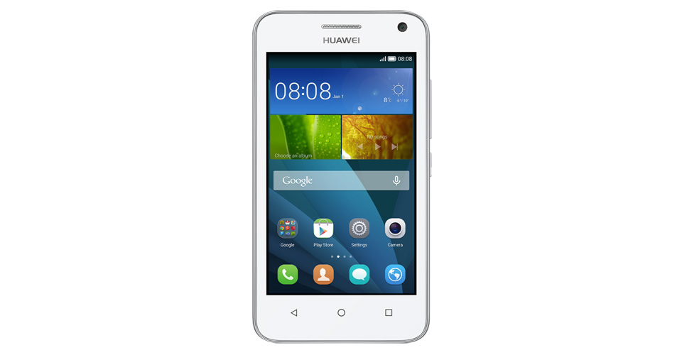 Huawei Y3 Smartphone Android Quadcore