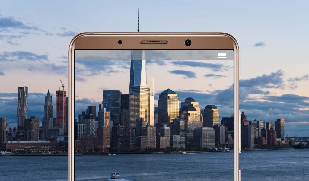 HUAWEI Mate 10 Pro Smartphone, Kirin AI, Face Unlock