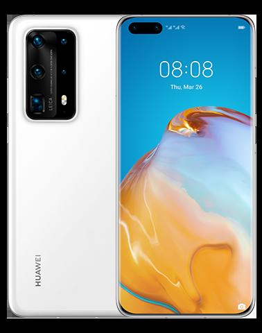 Huawei P40 Pro+ White Ceramic