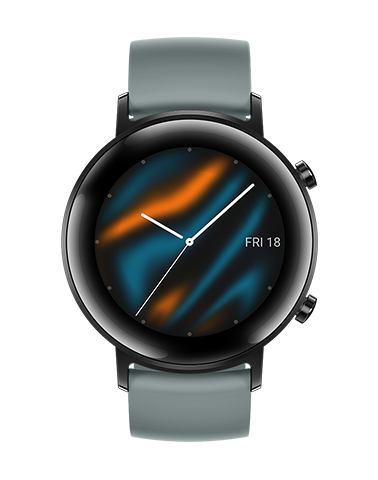 Huawei Watch Gt2 42mm Sport Lake Cyan