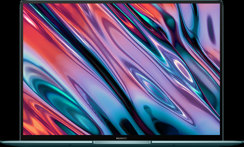 huawei matebook x pro-3k fullview display