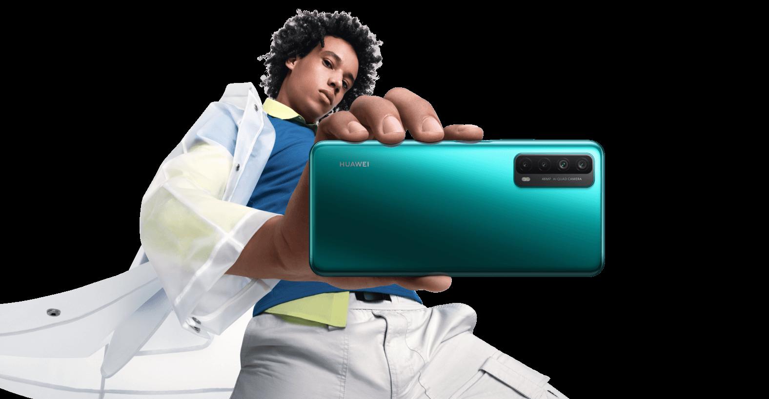 HUAWEI P smart 2021 ID Design