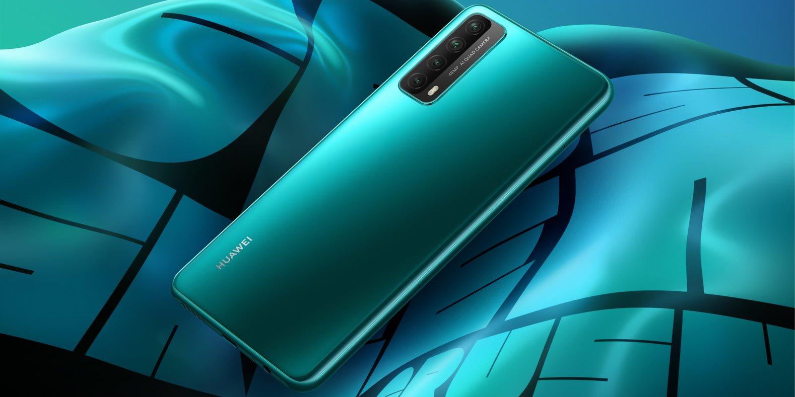 HUAWEI P smart 2021 Product Corlor