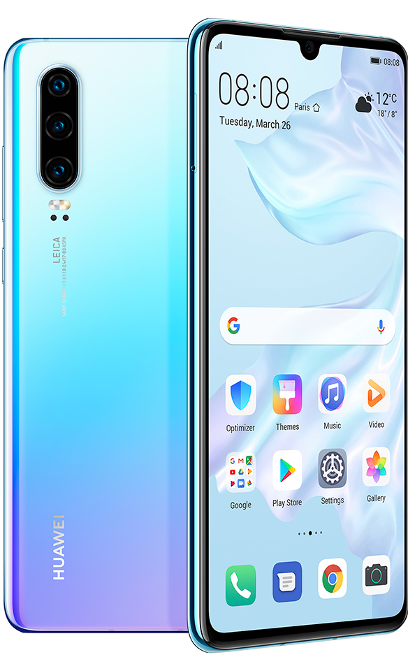 Huawei P30 ( mobiles under Rs 50,000 in Nepal)