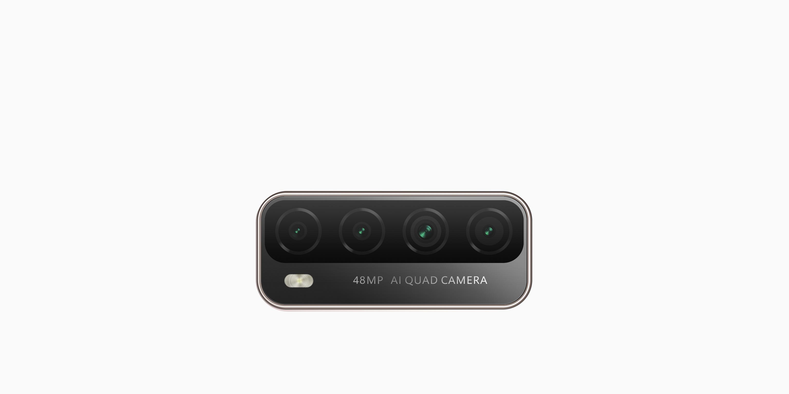 HUAWEI Y7a Quad AI Camera