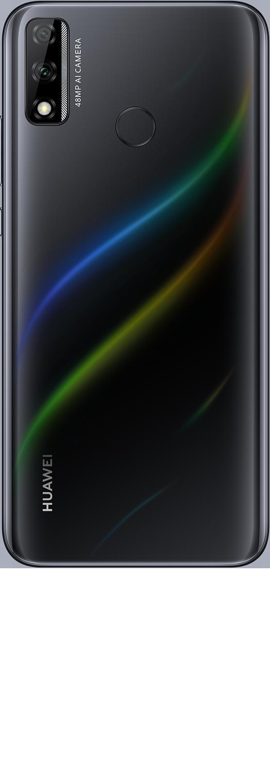 HUAWEI Y8s ID design