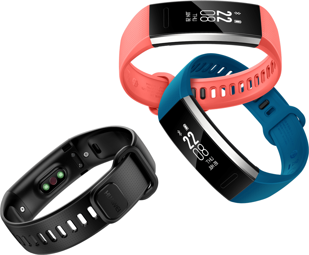 Huawei Band 2 And Pro Gps Waterproof Fitness Coach Mifi Pahe Event Soreang Design