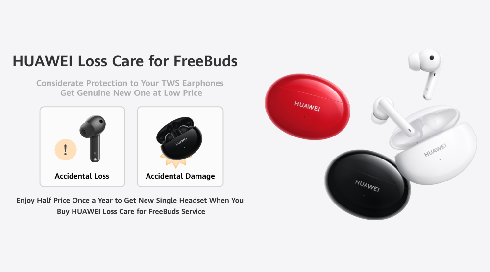 HUAWEI Loss Care for FreeBuds