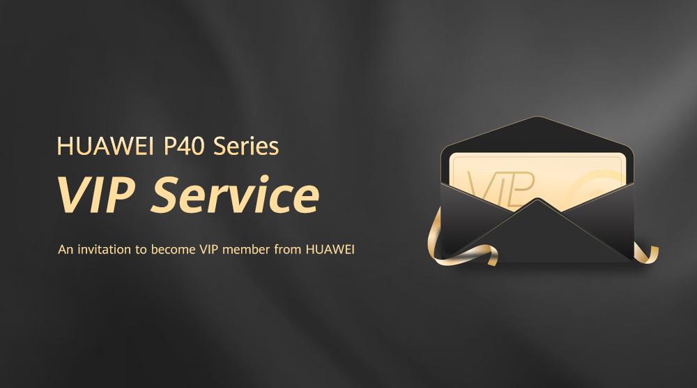 P40 Series VIP Service