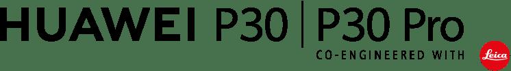 Huawei P30 | P30 Pro logo