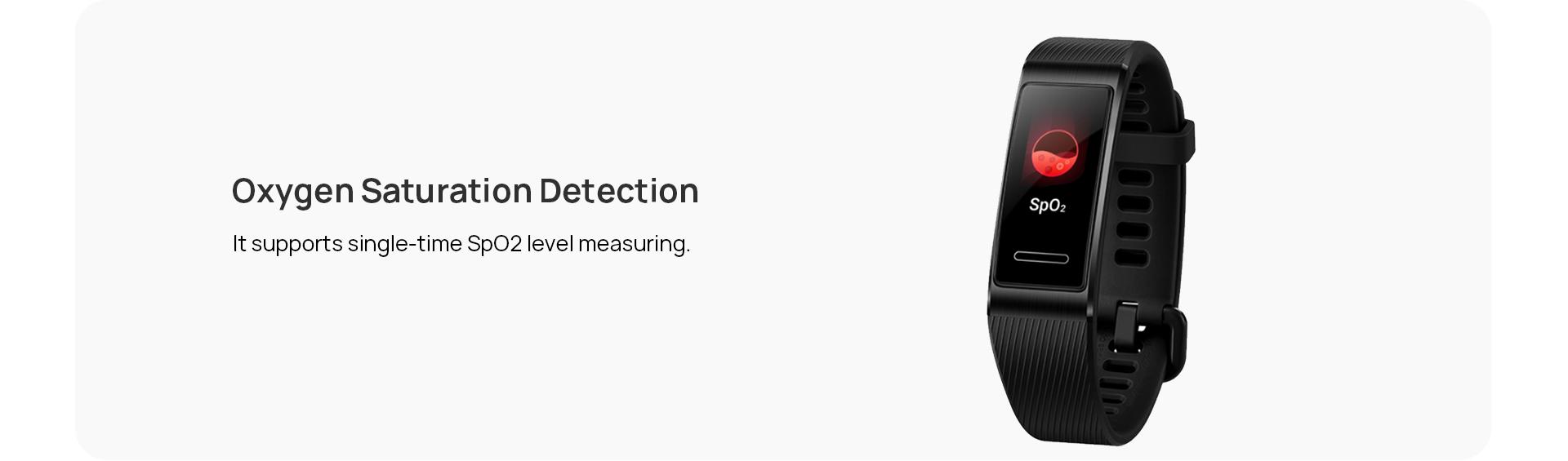 A study About Huawei Band 4 Pro