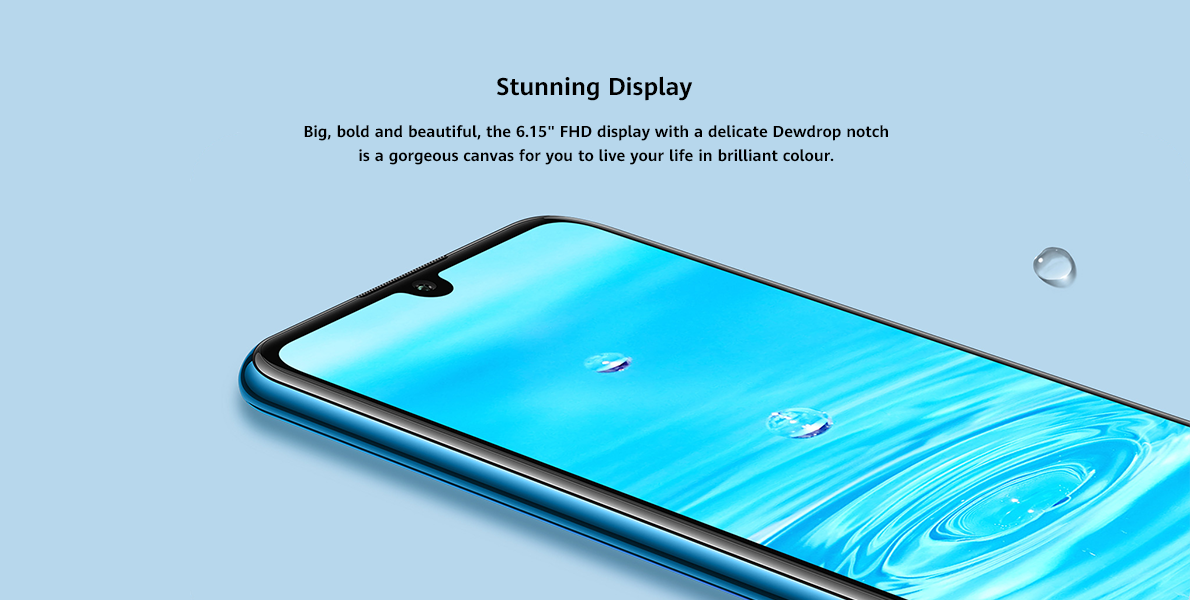 Looking for A New Smartphone? Go for HUAWEI P30 lite