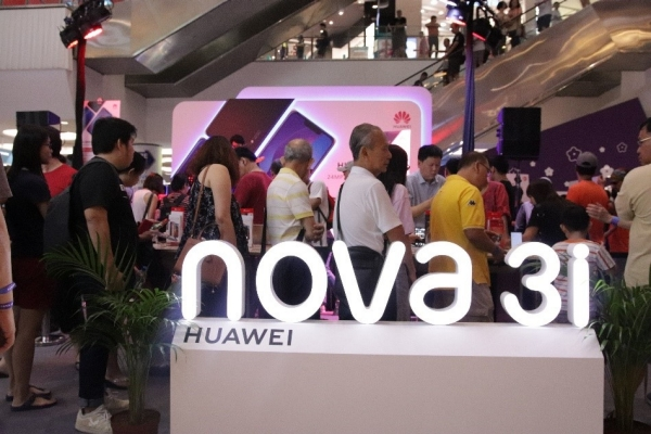 Waterway Point HUAWEI nova 3i Launch